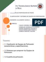 Clasificación de los equipos de perforación 7B.pptx