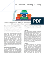 Best Maintenance Practices - Ensuring a Strong Infrastructure