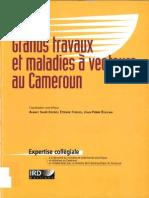 Grands Travaux Maladies a Vecteurs Au Cameroun.