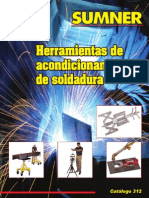 Spanish Welding Cat 312