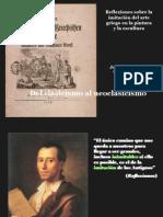 Present Ac i on Winckelmann