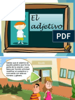 Exposicion El Adjetivo