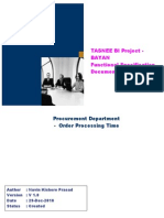 Fs Bayan Bi Procurement Kpi Pr003 - Order Processing Time v02[1]Updated