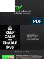 IPV6 Fundamental & Routing Implementation-JIF