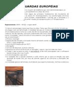 Texto 8 - Vanguardas Europeias - 2º Colegial