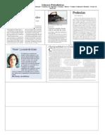 Géneros Periodísticos (Guía de Ejercicios)