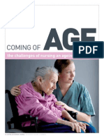 8 the Challange of Nursing and Aging