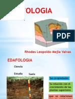 Semana 01 Edafologia