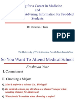 Dr. Tiani CPMA Talk Fall 2014