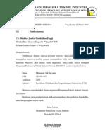 003 Surat Pemberitahuan Aktif Hmj