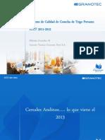 Miluscka Gonzales m - Icct Informe de Calidad de Trigo Perua