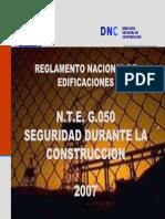 Seguridad Durante La Construccion