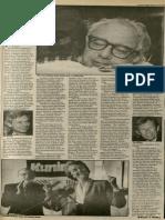Close but No Cigar | Vanguard Press | Nov. 10, 1988