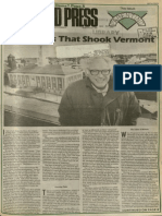 Eight Years That Shook Vermont | Vanguard Press | Mar. 16, 1989