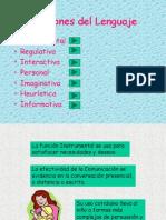 Funciones Del Lengauje(1)