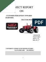 customer perception towards mahindra tractor products.docx