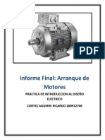 Informe Final Arranque de Motores