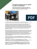 Troyano Bancario Falsea El Balance de Las Cuentas Robadas Para Evitar Ser Detectado