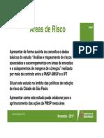 Areas de Risco 2010