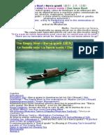 Parabola Barcii Goale o Cheie Pentru Realizarea Trezirii Si Pentru Eliminarea Suferintei