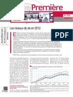 Les niveaux de vie en 2012.pdf