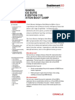 OBIEE 11g implementation BootCamp