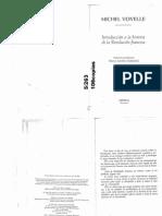 Michel Vovelle - Introducción a la historia de la Revolución Francesa.pdf