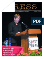 The Stony Brook Press - Volume 28, Issue 2