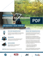 Digitale Bildungsinnovation