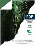 Terminos Forestales Itto