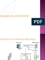 Payable Process Flow Document