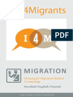 Glossary Migration SWE ENG FIN