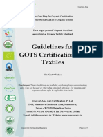 Guidelines Textiles