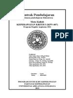 Kontrak Kritis I A11