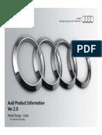 Audi Product Reckoner MY14_Ver 2.0