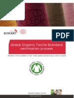 GOTS Certification Process