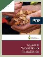Wood Boiler Installation