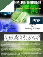 Quranic Healing Training Praktis