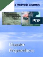 Natural and Man Made Disasters