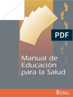 MANUAL Educacion Para La Salud