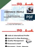 SRB Kluh Corporate Profile