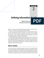 Ch2 Book Defining Info Quality