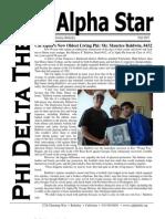 Alpha Star - Fall 2007