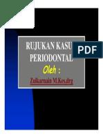 Pe 252 Slide Rujukan Kasus Periodontal