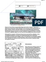 Housing Design in Traditional China