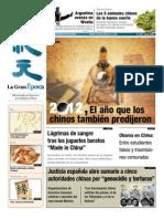 La Gran Epoca-Edicion Argentina N95 Diciembre 2009