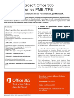Office 365 Pour PME-TPE