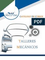 Catalogo taller mecánico