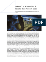 Terry Pratchett's Discworld_ 9 Steps to Create the Perfect Game