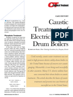CausticTreatment of Electric Utility Drum Boilers